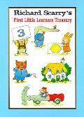 Richard Scarrys First Little Learners Treasury