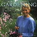 martha stewarts gardening