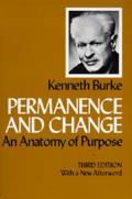 Permanence & Change An Anatomy of Purpose Third Edition