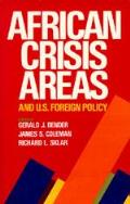 African Crisis Areas & Us Foreign Po