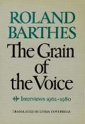 Grain Of The Voice Interviews 1962 1980