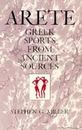 Arete Greek Sports From Ancient Source