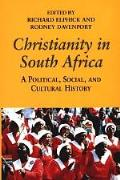 Christianity In South Africa A Political