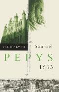 Diary Of Samuel Pepys Volume 4 1663
