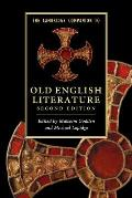 Cambridge Companion To Old English Literature