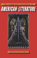 The Cambridge Handbook of American Literature