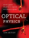Optical Physics 4th Edition