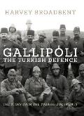 Gallipoli, the Turkish Defence: The Story from the Turkish Documents