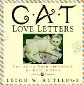 Cat Love Letters Collected Correspondenc