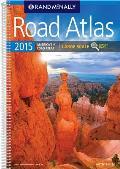 2015 Road Atlas Large Scale