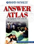 Rand Mcnally Answer Atlas The Geograph
