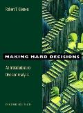 Making Hard Decisions An Introduction To Decisi