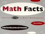 Math Facts Survival Guide To Basic Mathematics 2nd Edition