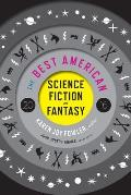 Best American Science Fiction & Fantasy 2016