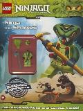 Lego Ninjago Ninja Vs Snakes with Minifigure