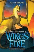 Darkness of Dragons: Wings of Fire #10