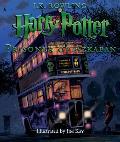 Harry Potter 03 & the Prisoner of Azkaban Illustrated Edition