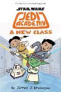 A New Class: Star Wars Jedi Academy #4