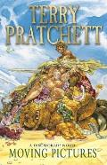 Moving Pictures Uk Discworld 10