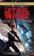 Heir To The Empire Thrawn Trilogy 01 Star Wars