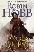 Fools Quest Fitz & the Fool Book...