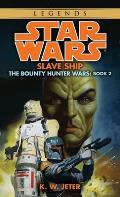 Slave Ship Bounty Hunter Wars 02