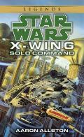 Solo Command Xwing 07 Star Wars