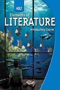 Holt Elements of Literature: Reader Writer Notebook Grades 6-8