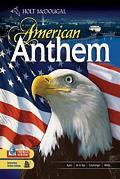 Holt McDougal American Anthem Ohio: Student Edition Grades 9-12 Reconstrucion to the Present 2009