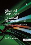 Shared Services in Local Government
