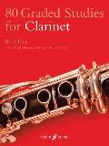 80 Graded Studies for Clarinet, Book 1
