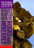 Audubon First Field Guide Rocks & Minerals