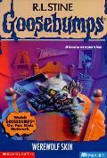 Goosebumps 60 Werewolf Skin