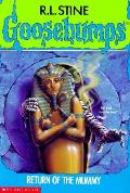 Goosebumps 23 Return Of The Mummy