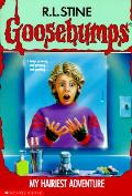 Goosebumps 26 My Hairiest Adventure
