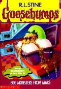 Goosebumps 42 Egg Monsters From Mars