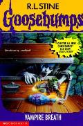 Goosebumps 49 Vampire Breath
