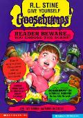 Give Yourself Goosebumps 20 Toy Terror Batteries Included