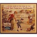 Houghton Mifflin the Nation's Choice: Theme Paperbacks Easy Level Theme 1 Grade 5 the Great San Francisco Earthquake