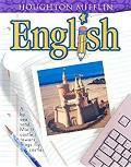 Houghton Mifflin English: Student Edition Grade 3 2001