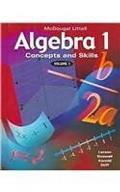 McDougal Littell Concepts & Skills: Personal Student Tutor Site License W/CD-ROM Algebra 1