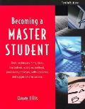 Becoming A Master Student 10th Edition