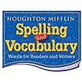 Houghton Mifflin Spelling and Vocabulary: Student Edition Non-Consumable Ball & Stroke Level 2 2004