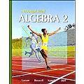 McDougal Littell High School Math: Personal Student Tutor CD-ROM with Site License Algebra 2