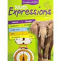 Math Expressions: Student Edition Consumable Level 3 Volevel 1 2006