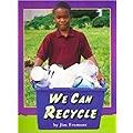 Houghton Mifflin Science California: Above Level Independent Book 6 Pack Unit C Level 1 We Can Recycle