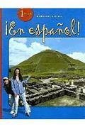 En Espanol! Actividades Para Todos Practica Por Niveles 1 [With Lesson Review Bookmarks]