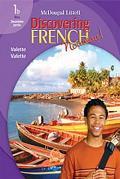 Discovering French Nouveau: Activites Pour Tous with Lesson Review Bookmarks Level 1b
