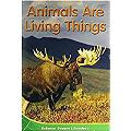 Houghton Mifflin Science Illinois: Support Reader Chapter 2 Level 2 Animals Are Living Things