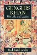 Genghis Khan His Life & Legacy
